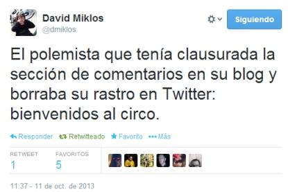 polemista - david miklos