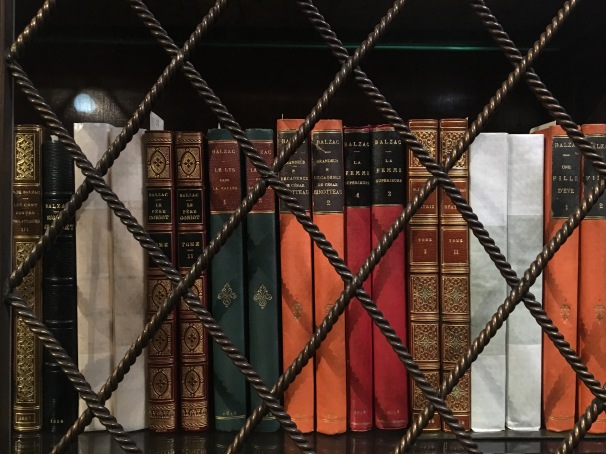 Morgan Library - books